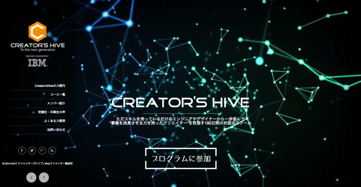Creator s hive